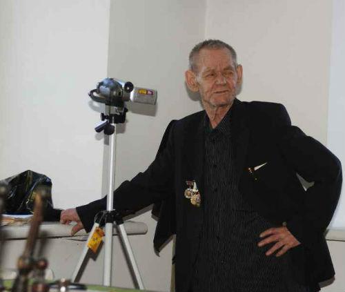 Писатель и режиссер Виктор Третьяков