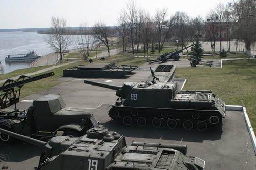 Мемориал Славы в городе Лоев. Фото Panoramio.com