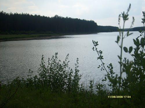 Река Снов около села Смяч. Фото Panoramio.com