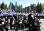 В Горно-Алтайске отметили День Победы