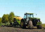 В этом году на Алтае увеличены посевы зерновых