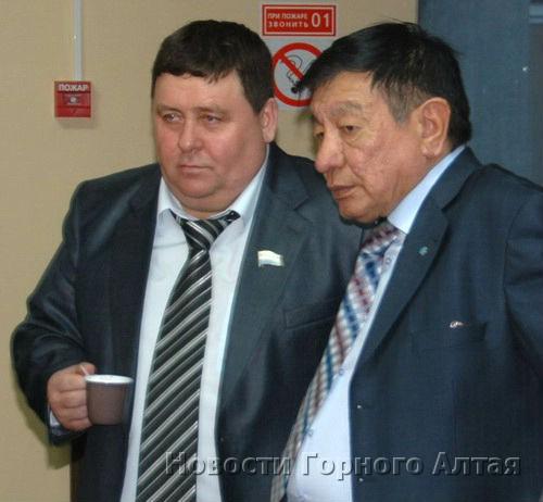Виктор Безрученков и Ауэльхан Джаткамбаев до недавнего времени были членами одной партии
