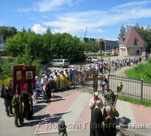 Православные отправились «По стопам Алтайских миссионеров»