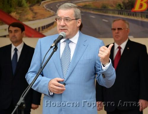 Полпред Толоконский: Дорога позволит республике очень серьезно идти вперед и развиваться
