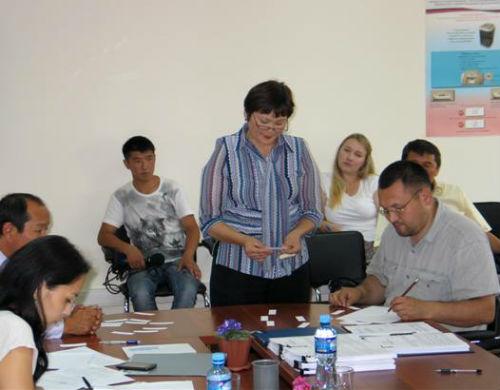 Кандидаты в депутаты Госсобрания провели жеребьевку