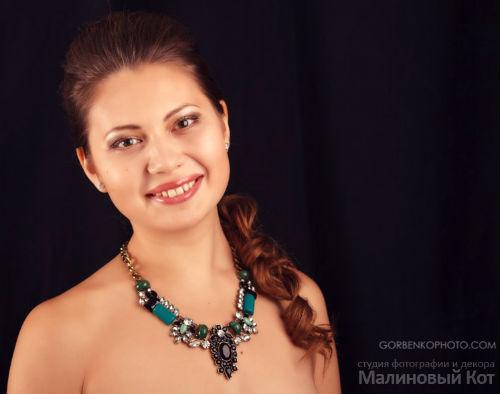 «Мисс Алтай» Ольга Асканакова