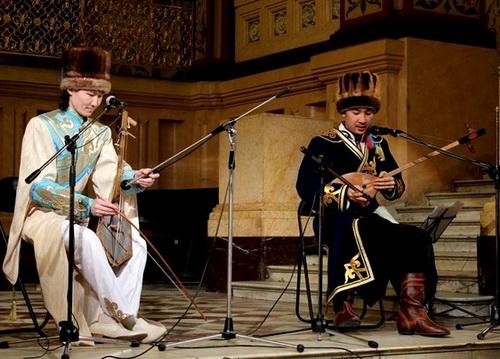 Тимур Кыдыков и Равиль Лиров