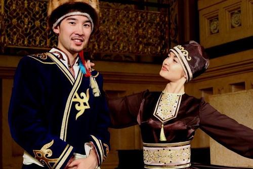 Равиль Лиров и Анастасия Молчанова