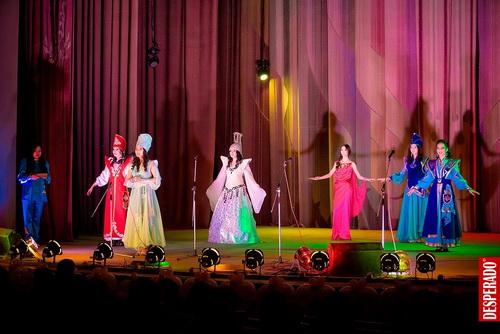 В Новосибирске прошел конкурс «Мисс Алтай – 2013»
