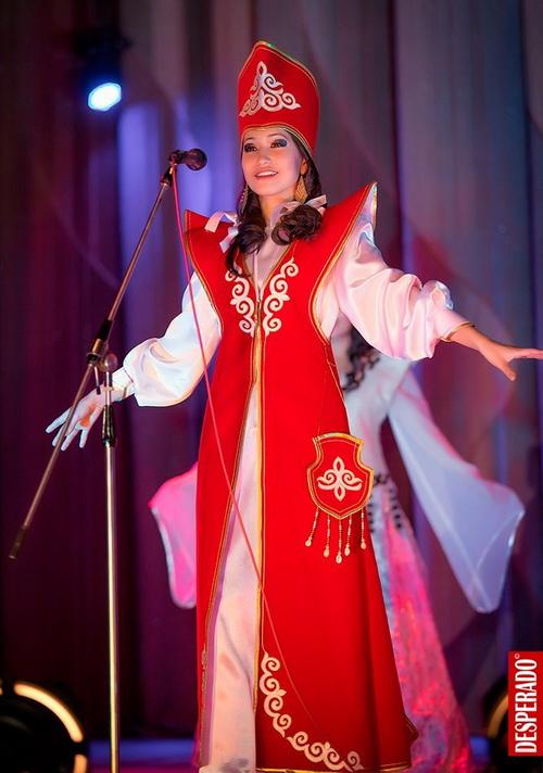 Первая вице-мисс Айсула Казакпаева