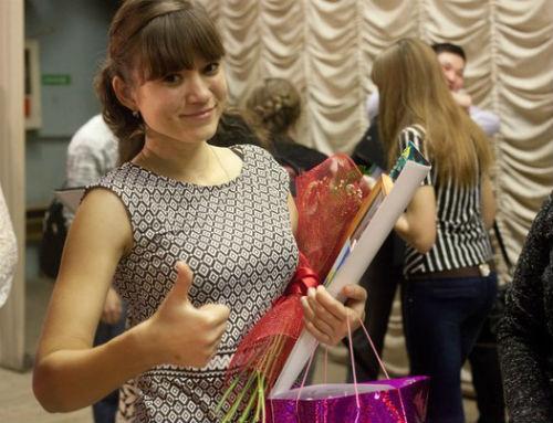Победительницей конкурса стала студентка исторического факультета Анна Козюлина