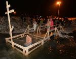 Для крещенских купаний на Алтае оборудуют десять мест