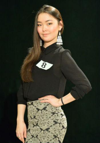 Аржана Самтакова