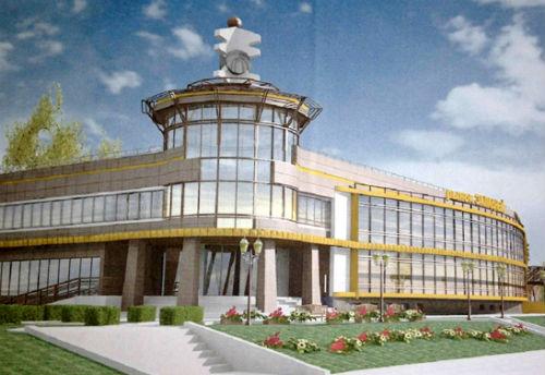 На Парке Победы построят торговый центр «Западный»