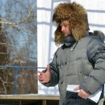 Участники митинга освистали депутата Сергея Михайлова