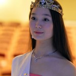 «Принцесса Алтая» Эркелей Сартаева