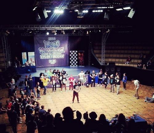 Hip Hop International – Кубок России 2014