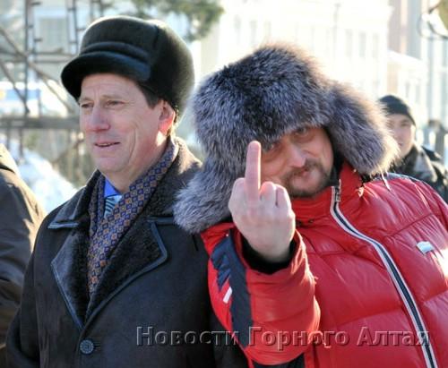 Несмотря на происки власти Виктор Ромашкин и Сергей Михайлов остаются партнерами