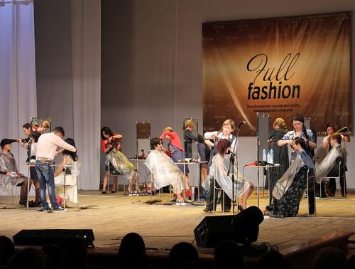 В Горно-Алтайске прошел фестиваль парикмахеров
