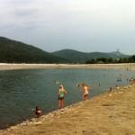 В озере на «Алтайской долине» спускают воду
