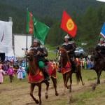 В Ело проходит национальный праздник Эл Ойын (фото)
