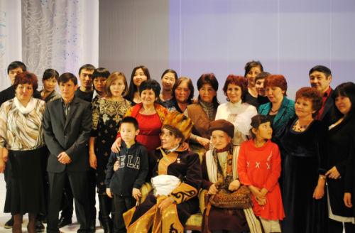 Семья Ортонуловых стала дипломантом Национальной премии «Семья России»