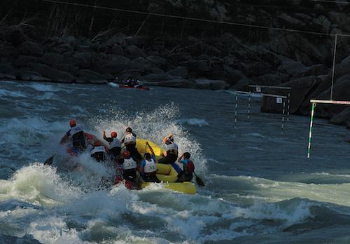 В Горном Алтае прошел Чемпионат России по рафтингу