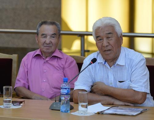 Алушкин: Голосования по вопросу о захоронении мумии даже не было