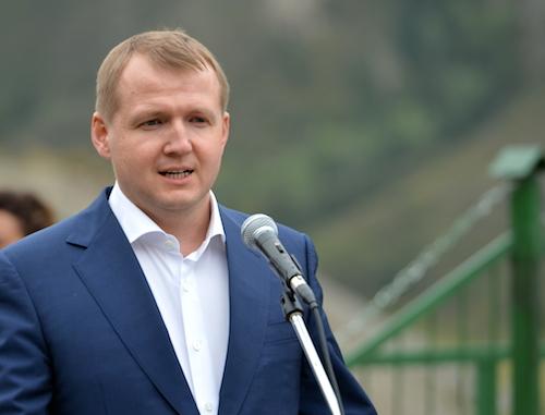 Замминистра транспорта РФ Николай Асаул