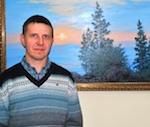 В Барнауле открывается выставка Владимира Ельникова