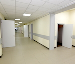 Терапевтическое отделение Майминской больницы переехало в новый корпус