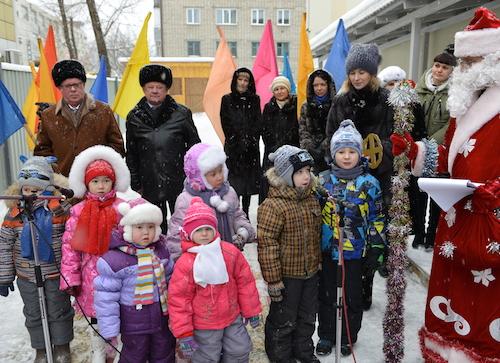 Праздничное событие состоялось сегодня в Горно-Алтайске
