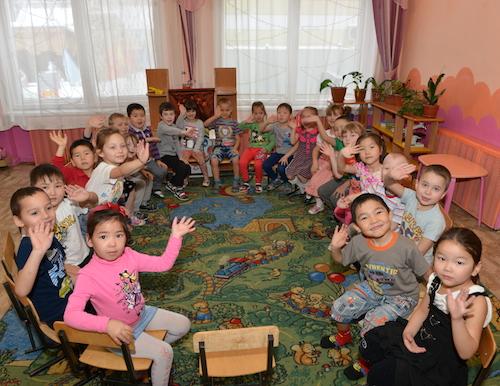 До конца года в городе построят детсады еще на 300 ребятишек