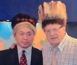 Жириновскому подарили алтайскую шапку