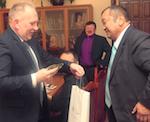 ГАГУ договорился о сотрудничестве с монгольским университетом