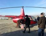 Па факту крушения вертолета в Кош-Агачском районе возбуждено уголовное дело
