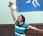 В Черге прошли соревнования по гиревому спорту