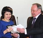 Молодые специалисты получили премии мэра