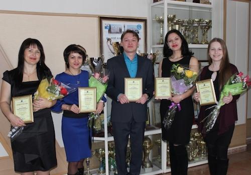 Лауреаты премии мэра