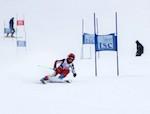 В Горно-Алтайске прошло первенство по горнолыжному спорту