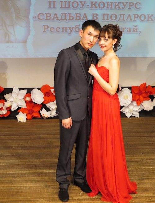 Анастасия Калугина и Иван Бакиянов. Фото vk.com