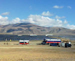 Кош-Агачская солнечная станция начнет плановые поставки электроэнергии в сеть в конце марта