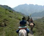 В горах Алтая участились происшествия с туристами