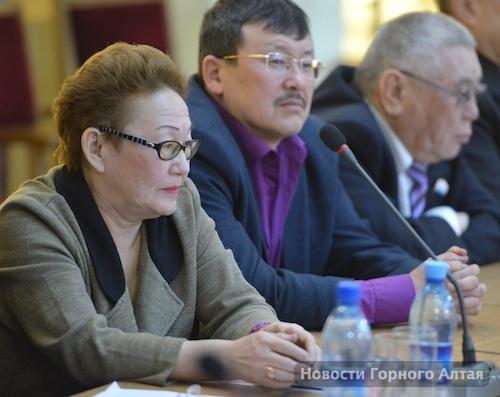 Любовь Пешперова предложила создать в правительстве должность уполномоченного по КМН