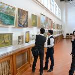В Горно-Алтайске открылась картинная галерея