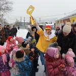 Открытие детсадов в Горно-Алтайске