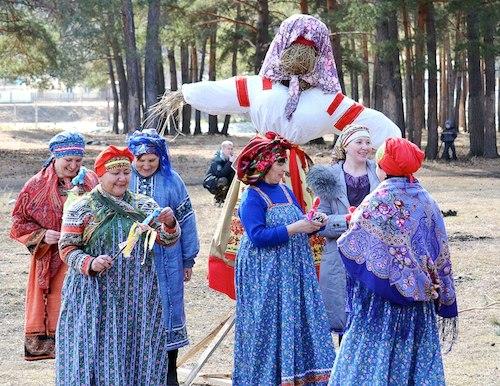 В Чемале пройдет Славянская масленица