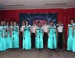 «Битву хоров» в Кош-Агачском районе выиграли медики