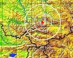 Землетрясение произошло на юге Республики Алтай