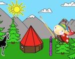 Студия «Азатпай» выпустила мультфильм на алтайском